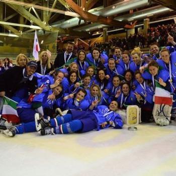 Hockey femmminile, l'Italia vince e sale in prima divisione