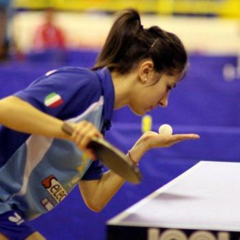 Tennistavolo: Giorgia Piccolin in azzurro agli Europei di Riva