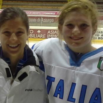 Hockey ghiaccio: l'azzurra Battisti inizia l'esperienza negli States