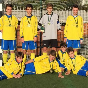 Giochi Sportivi Scolastici: successo nel calcio a 5 provinciale