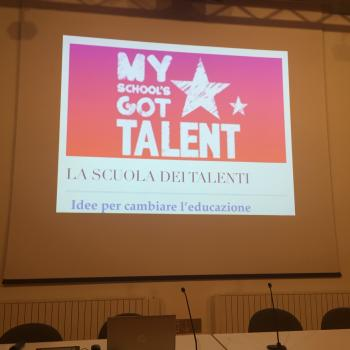 'La scuola dei talenti'